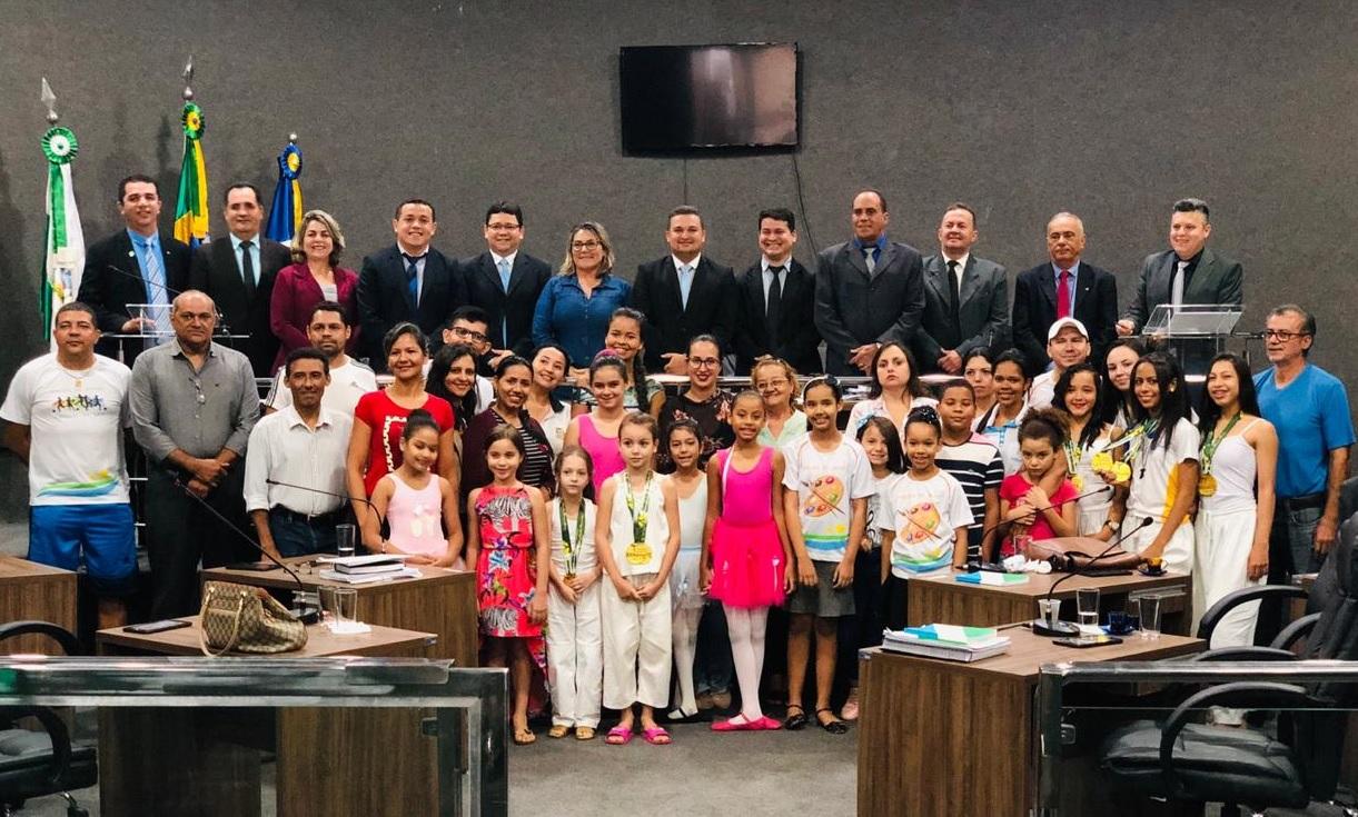 Câmara autoriza doação para Hospital de Amor e convênio com associação esportiva de Guaraí