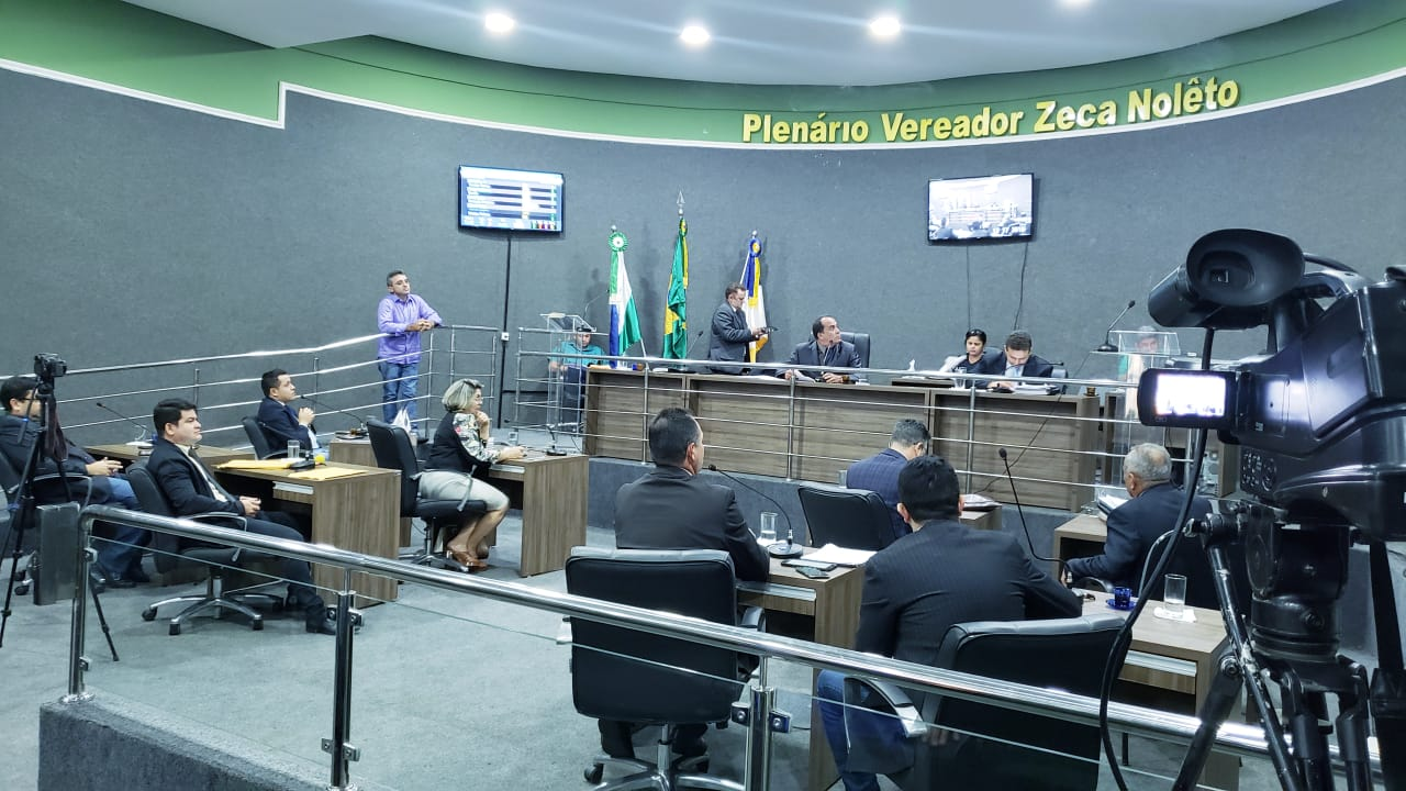 Câmara de Guaraí aprova orçamento que prevê investimentos de R$ 71,8 milhões em 2019