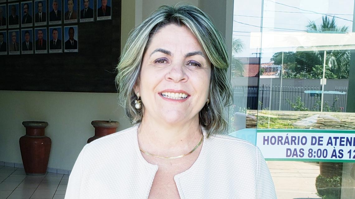 Vereadora guaraiense apresenta projeto solicitando apoio financeiro para o Hospital de Amor