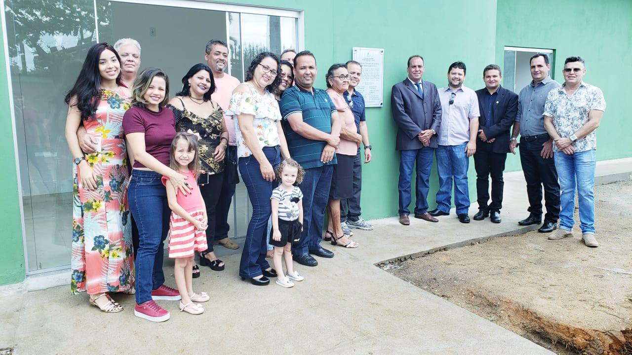 Foto: Guaraí Notícias - A inauguração do anexo, que custou R$ 262.174,46 foi o último ato de Donizeth Medeiros como presidente da Câmara nesta legislatura, cargo que ocupou de 1º de janeiro de 2017 até esta data.