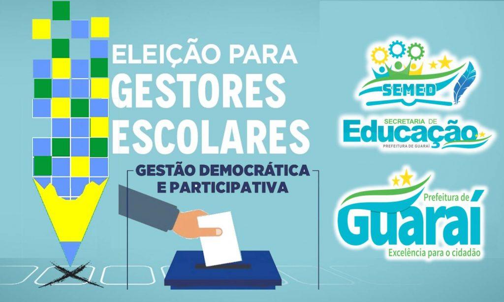Apenas cinco se inscrevem para concorrer ao cargo de diretor escolar em Guaraí