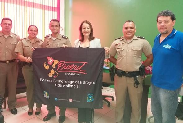Gestão Municipal e Polícia Militar assinam termo para retomada do PROERD em Guaraí
