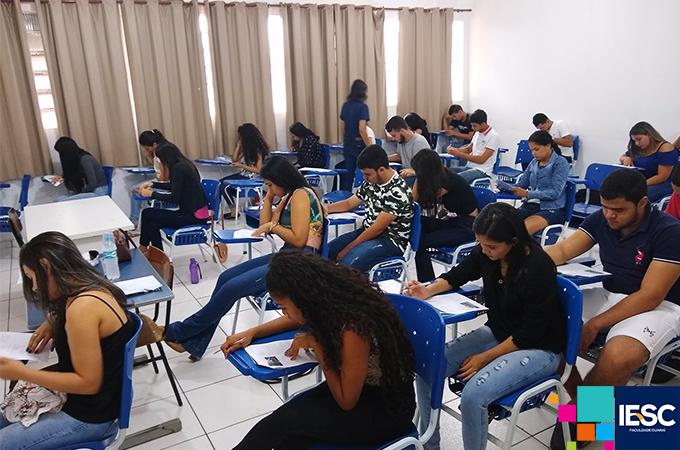 FAG divulga resultado do vestibular 2019/1; Instituição ofertava 510 vagas em 11 cursos