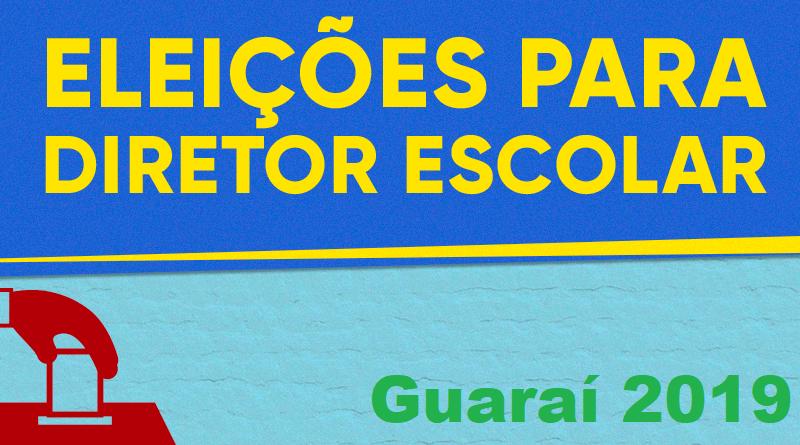 Em meio à crise com educadores, gestão lança edital para eleição nas escolas de Guaraí