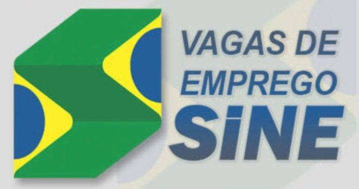 SINE de Guaraí oferta vagas assistente administrativo, balconista, vendedor, entre outros