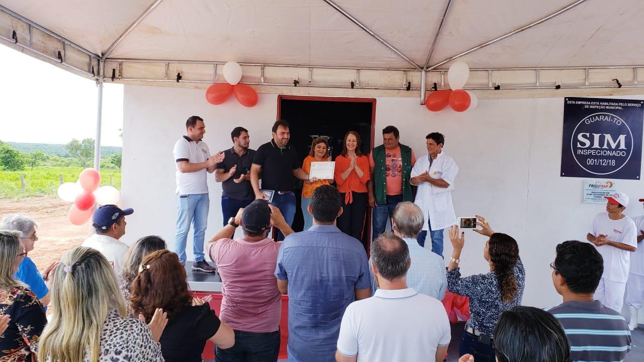 FRIGOMAR inaugura novas instalações de moderno matadouro bovino para atender Guaraí