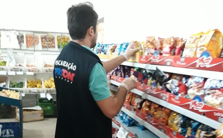 PROCON/TO encontra mais de 200 produtos vencidos em supermercados de Guaraí