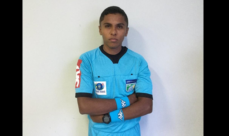 Assistente CBF de Guaraí vai atuar na 1ª fase da Copa do Brasil 2019 (Santa Cruz-RN x Tupi-MG)