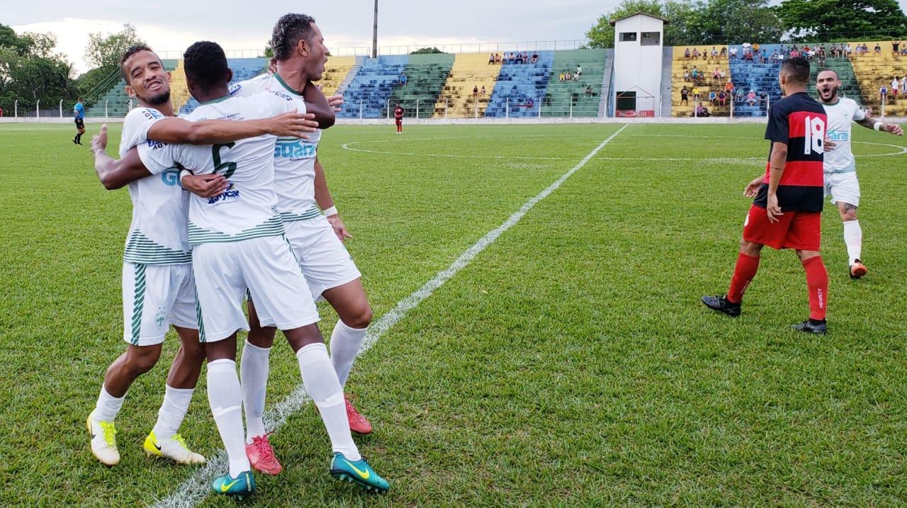 Lobão de Guaraí vence o Kaburé por 3x1 e está virtualmente classificado para a 1ª Divisão