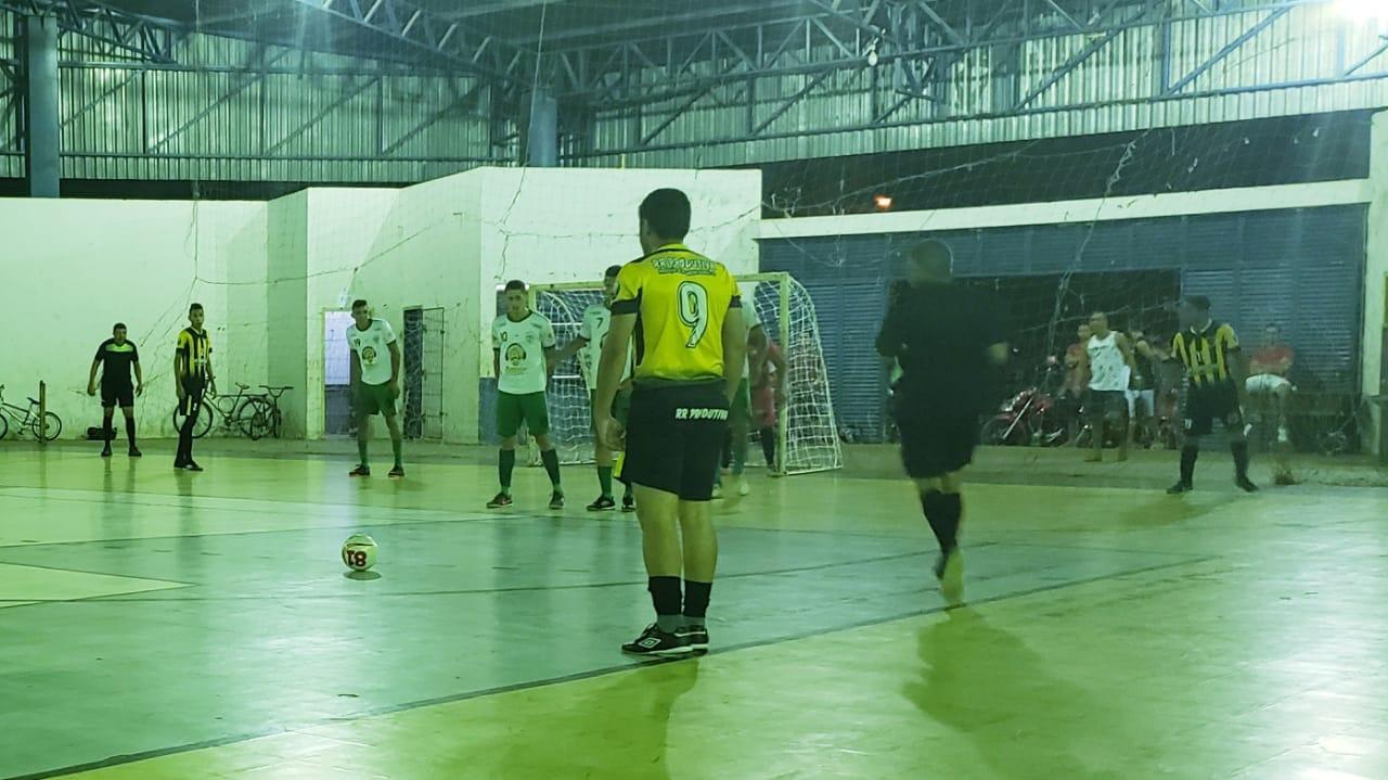 Confira os resultados do Municipal de Futsal e do Campeonato entre Bairros de Guaraí