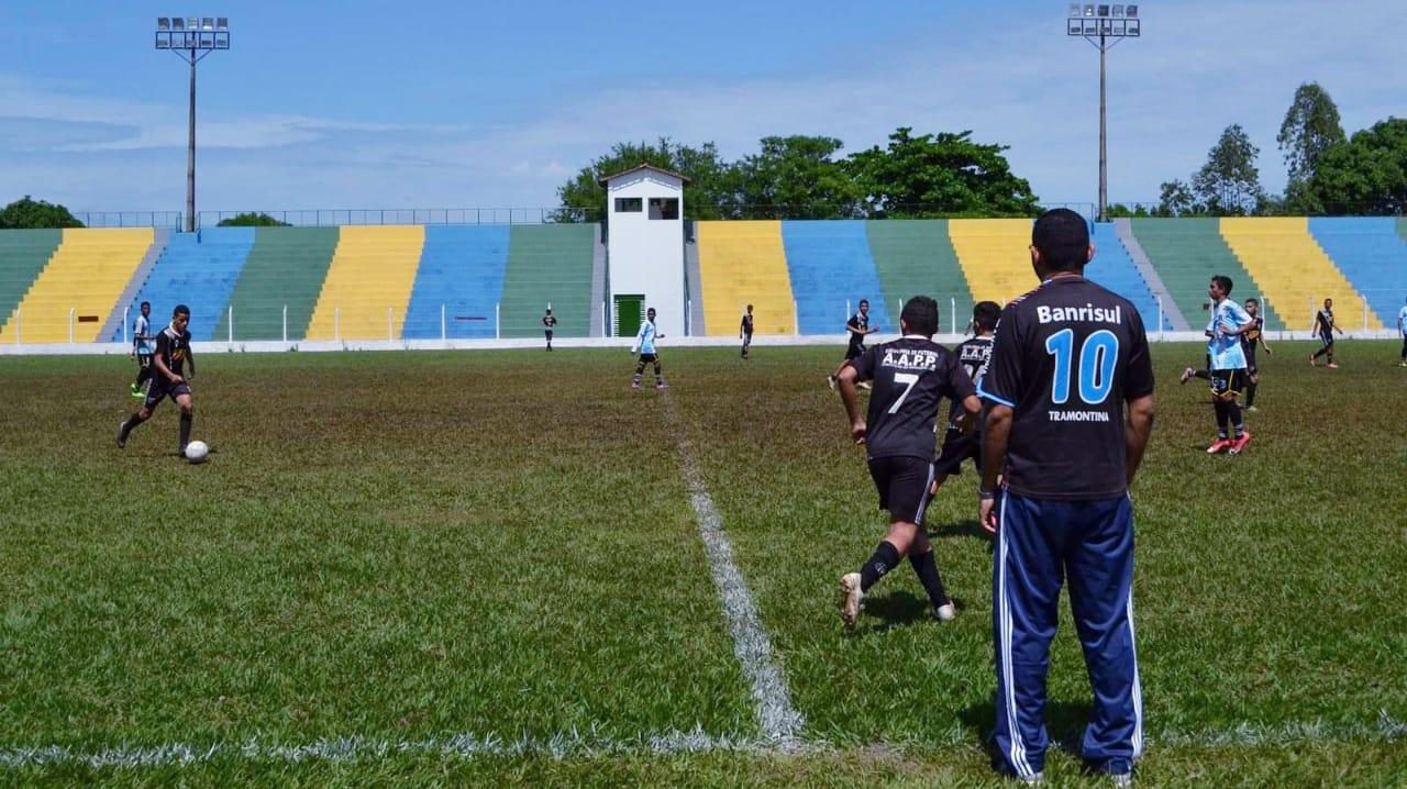 Competição de base deve reunir mais de 90 equipes em Colméia e Guaraí entre 15 e 19/12