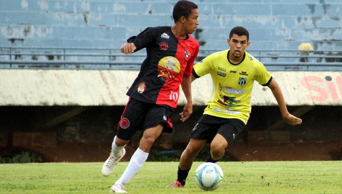 Guaraiense de apenas 19 anos faz estreia em jogo contra o Corinthians pela Copa São Paulo