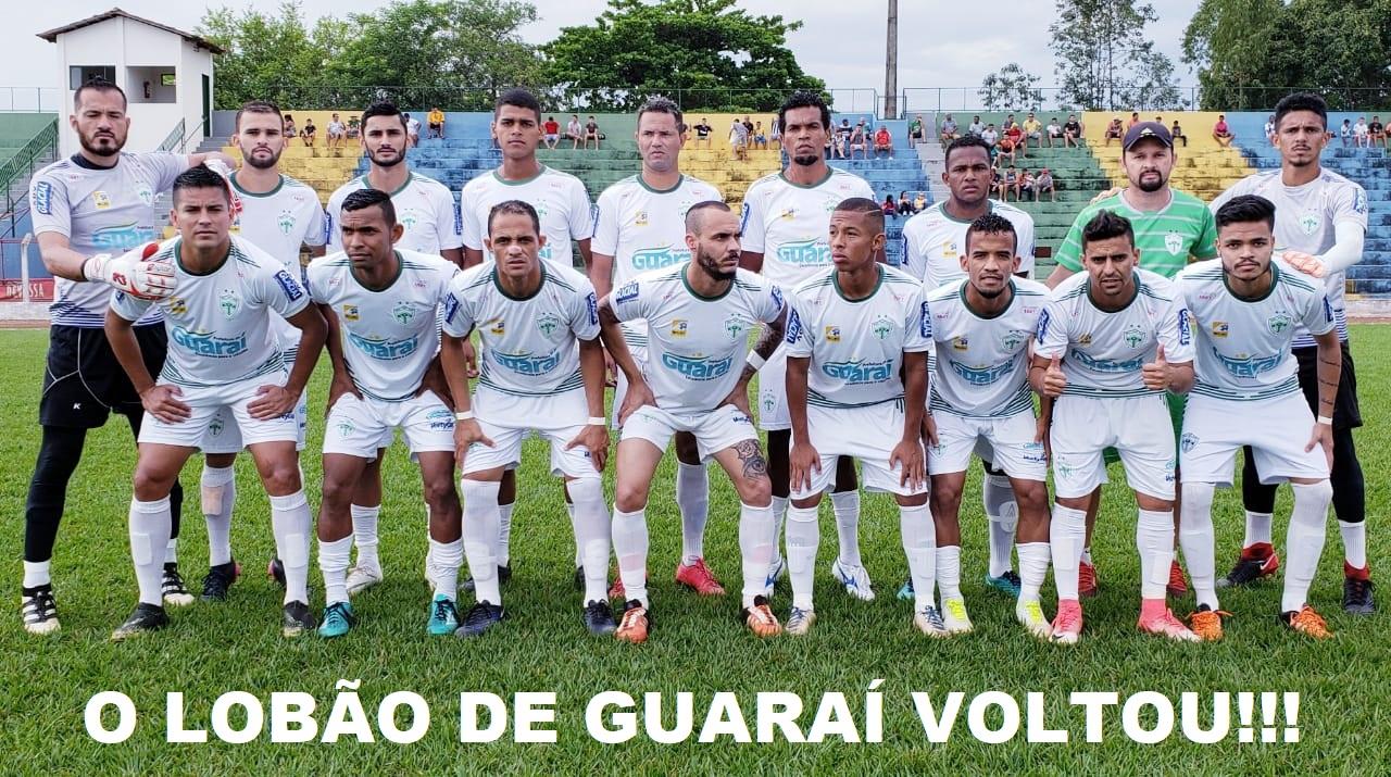 Mesmo sem jogar na rodada, Lobão de Guaraí garante acesso e está de volta a 1ª Divisão
