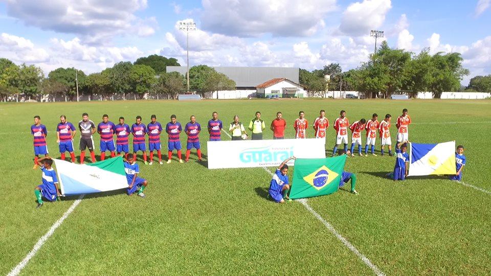 12 equipes disputam a 3ª edição do Campeonato de Futebol 7 Society entre Bairros de Guaraí