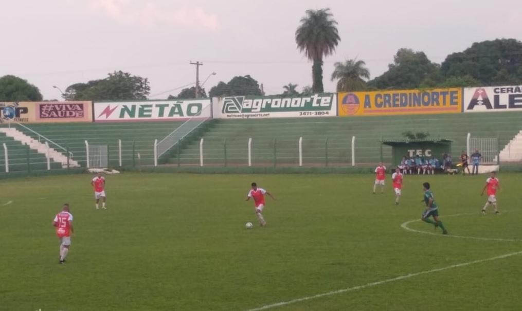 Lobão de Guaraí perde para o Arsenal em Tocantinópolis e se complica na briga pelo acesso