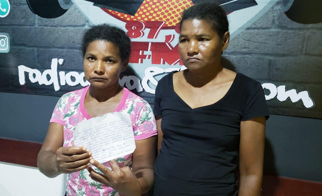 Moradora de Guaraí faz apelo para poder quitar energia e água em atraso e comprar comida