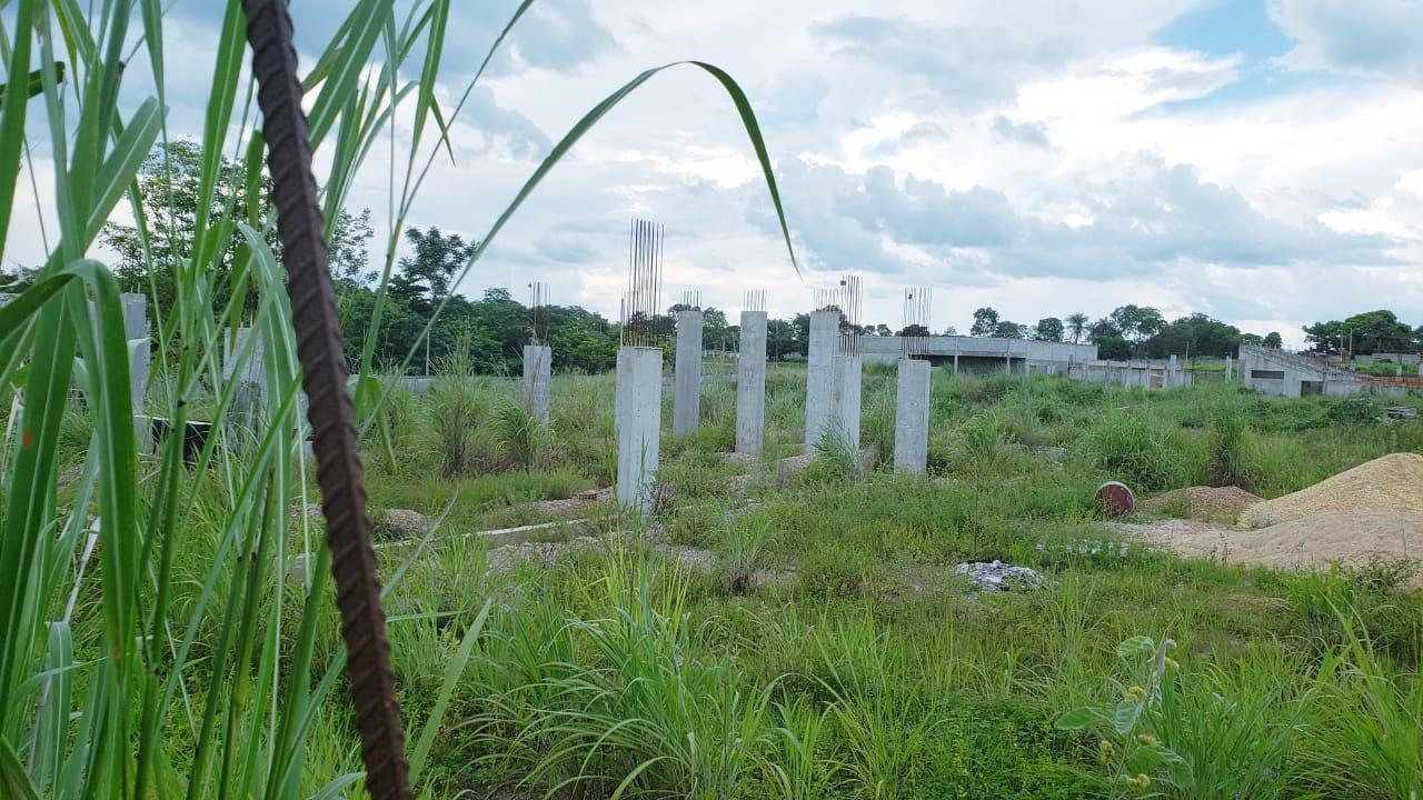 Iniciada em 2013, construção de Escola Técnica Federal de Guaraí continua sendo sonho distante