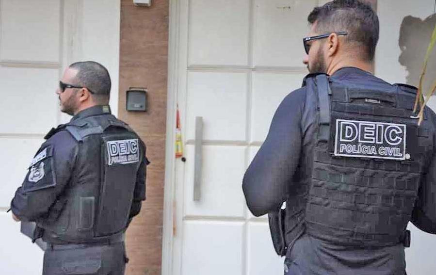 Polícia Civil deflagra operação contra grupo de falsários que também atuava em Guaraí