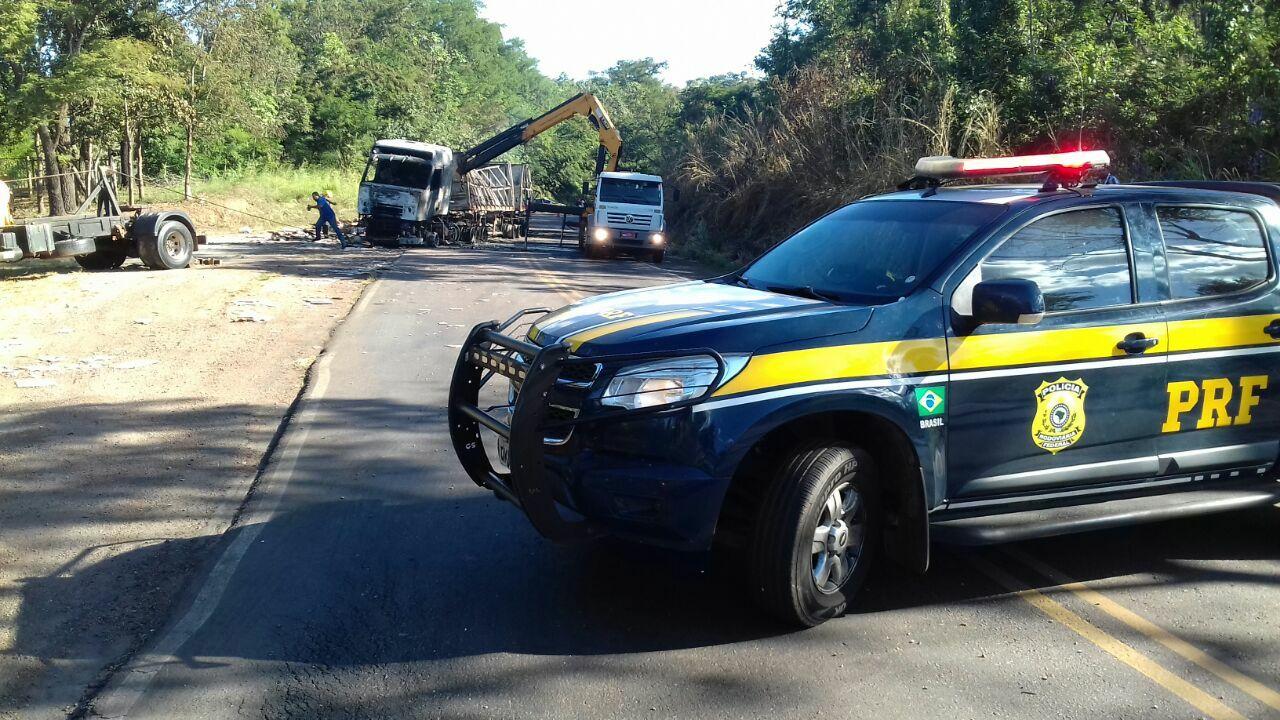 PRF aponta redução do número de acidentes pelo quinto ano consecutivo no Tocantins