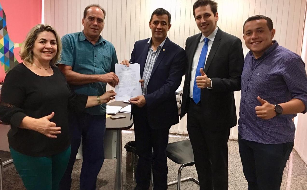 Mais votado em Guaraí, Olyntho Neto reivindica nova ambulância para o hospital da cidade