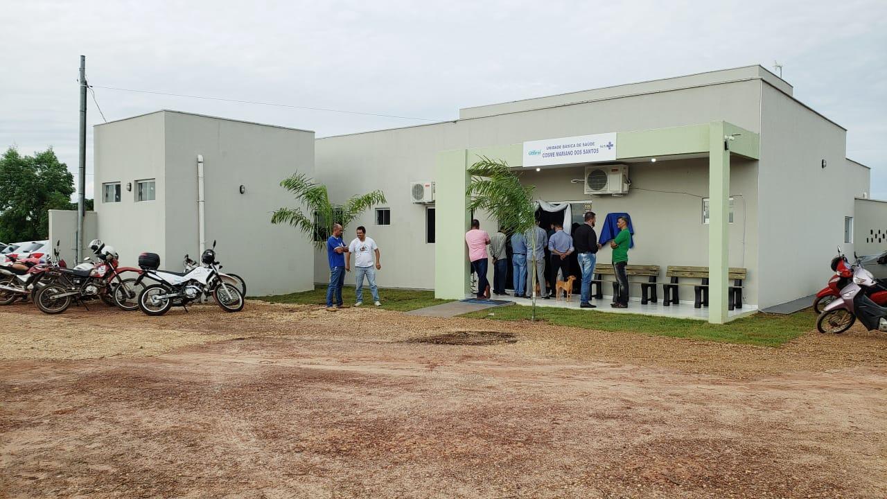 Foto: Guaraí Notícias - A construção da UBS foi iniciada em 2014 e tinha prazo para ser concluída em até 180 dias; trabalhos foram finalizados recentemente e o investimento total é de quase R$ 300 mil.