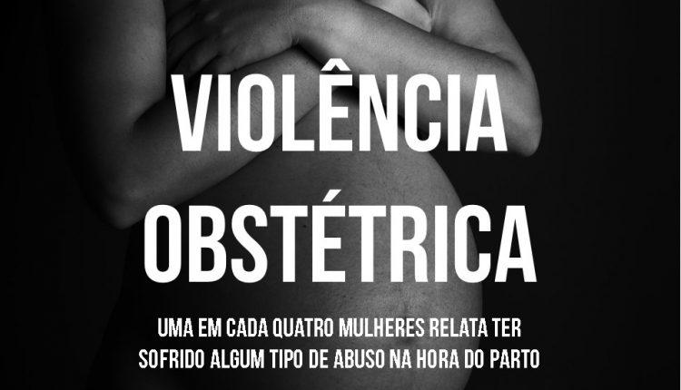 Ação no HRG chama atenção para os casos de violência obstétrica contra gestantes