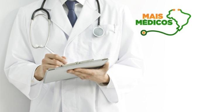 Programa Mais Médicos abre inscrições para 8.517 vagas no país, duas delas em Guaraí