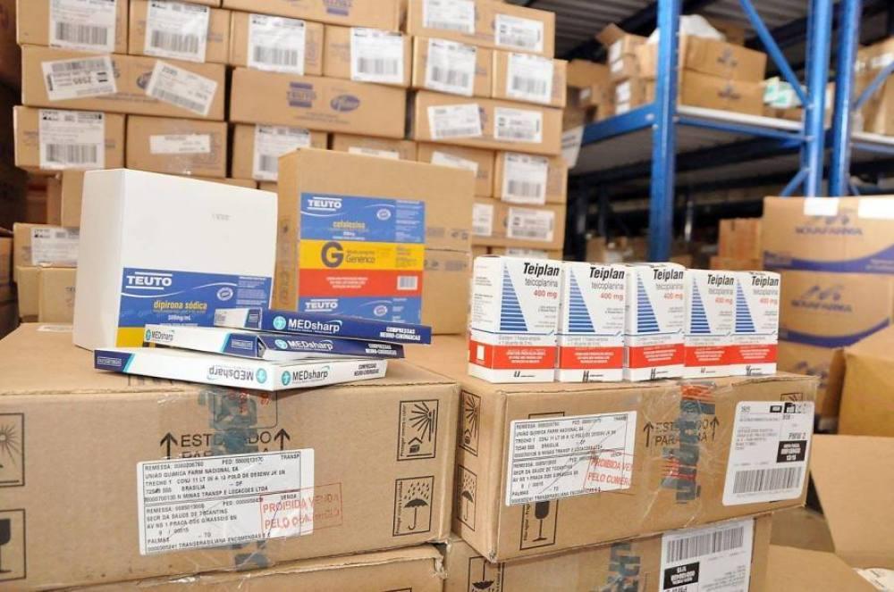 Justiça bloqueia R$ 2,5 milhões para compra de insumos e remédios em 18 hospitais do TO
