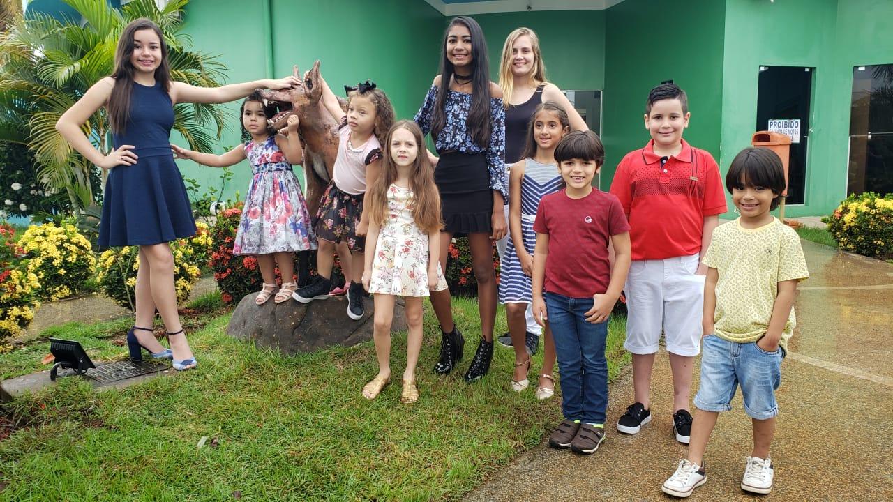 Guaraí define no próximo dia 13 de abril os vencedores do concurso Miss e Mister Infantil 2019