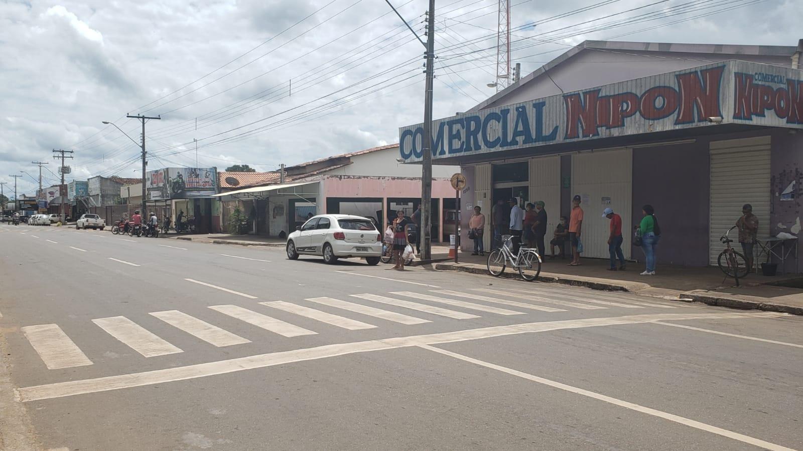 Bandidos armados surpreendem dono de supermercado e levam malote bancário em Guaraí