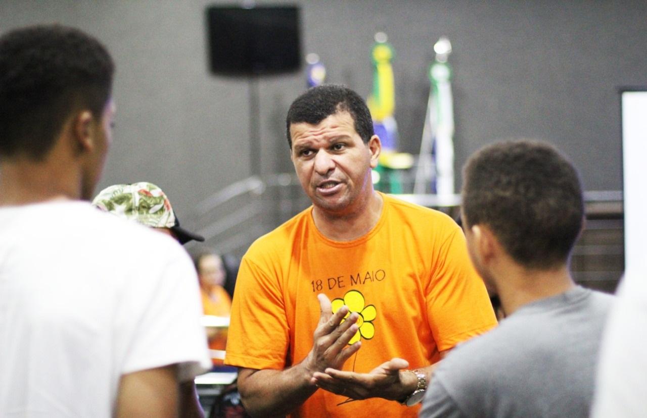 Adolescentes que cumprem medidas socioeducativas participam de atividades em Guaraí