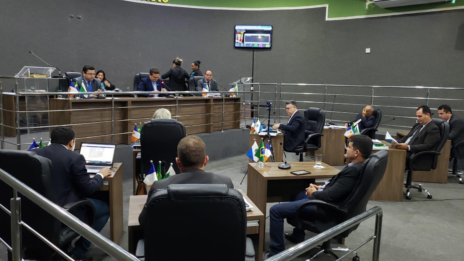 Câmara de Guaraí realiza sessões noturnas para deliberar requerimentos e projetos em pauta