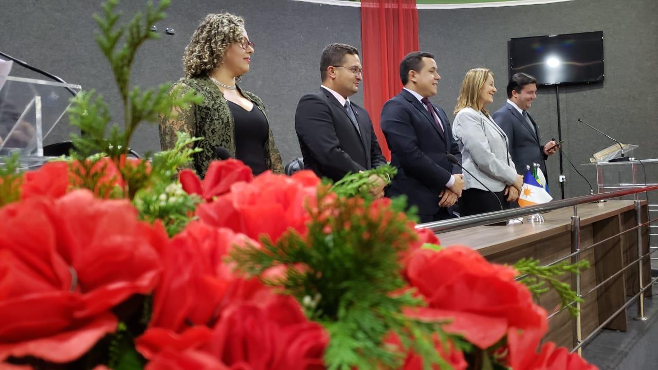 Sessão solene homenageia advogados e celebra os 30 anos da Subseção da OAB em Guaraí