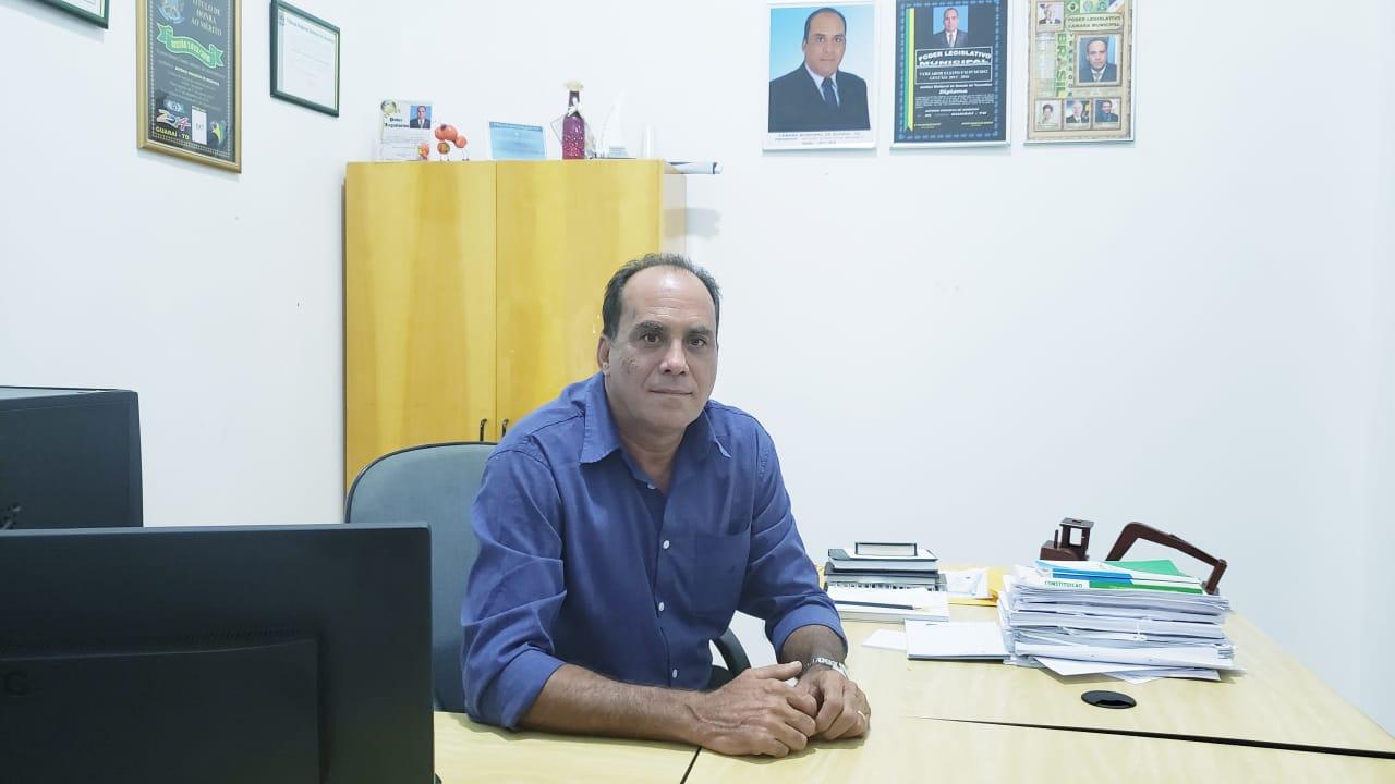 Vereador cobra informações sobre obras do centro profissionalizante no Setor Pestana