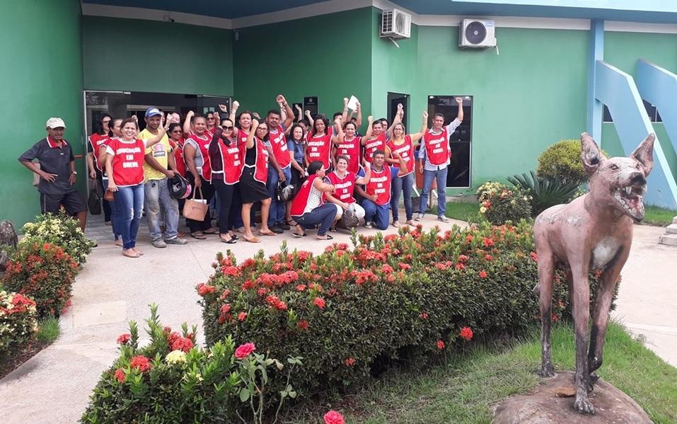 Mediação da Câmara de Vereadores põe fim à greve na rede municipal de educação de Guaraí