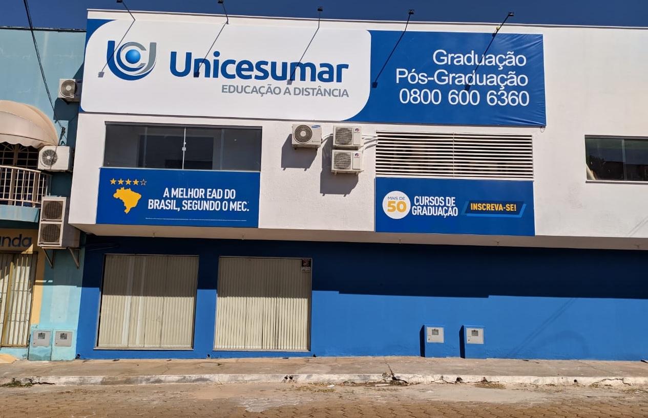 Considerada uma das mais bem avaliadas do país, Unicesumar inaugura polo EaD em Guaraí