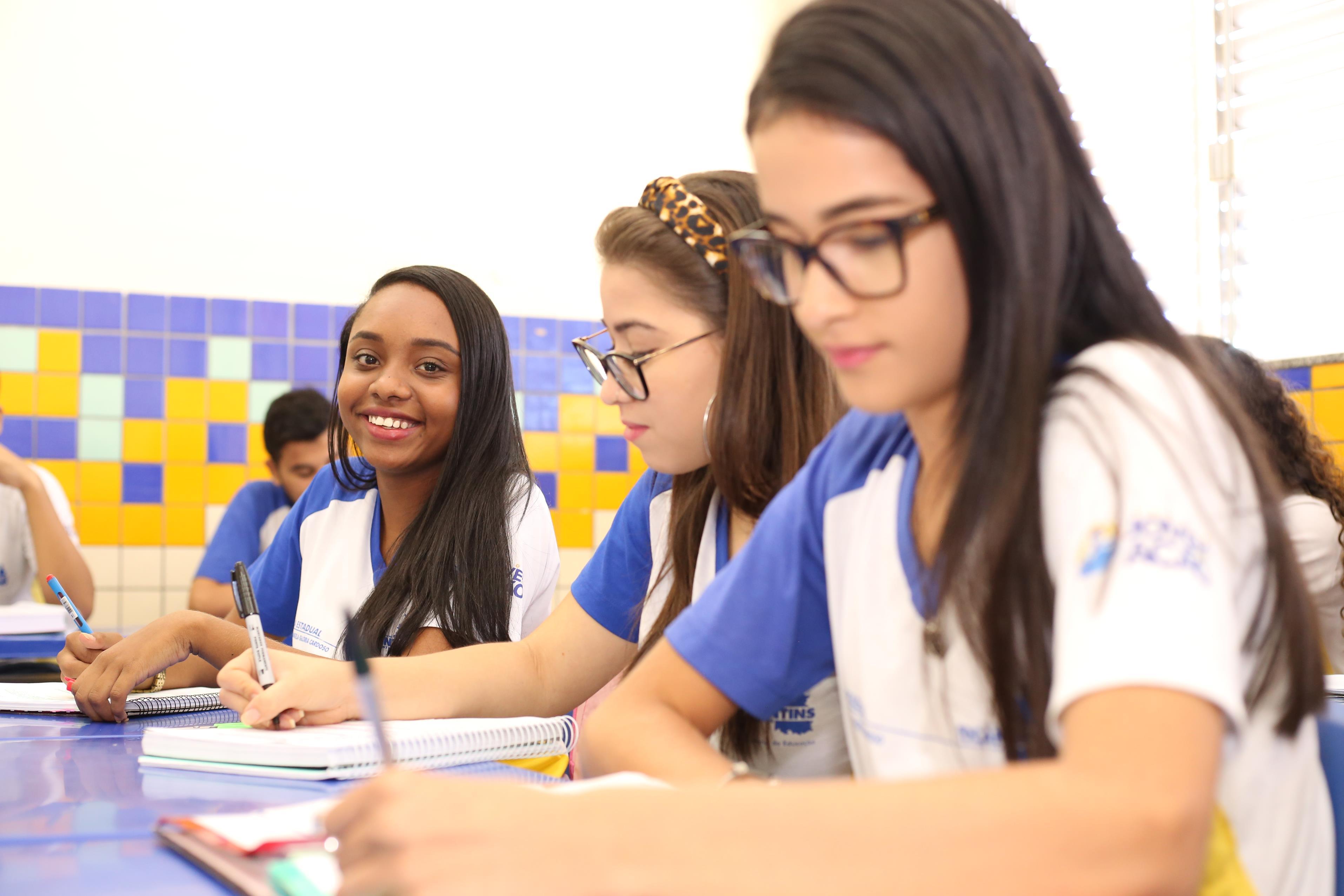 Rede estadual do Tocantins inicia processo de matrículas referentes ao ano letivo de 2020