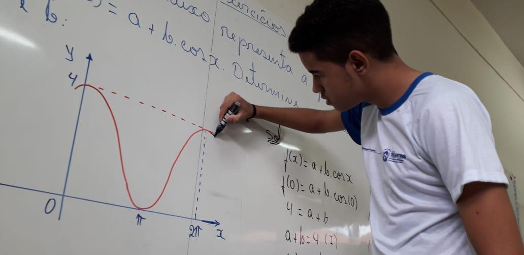 Mais de 9 mil estudantes do Tocantins se classificam para 2ª fase da OBMEP, 56 em Guaraí