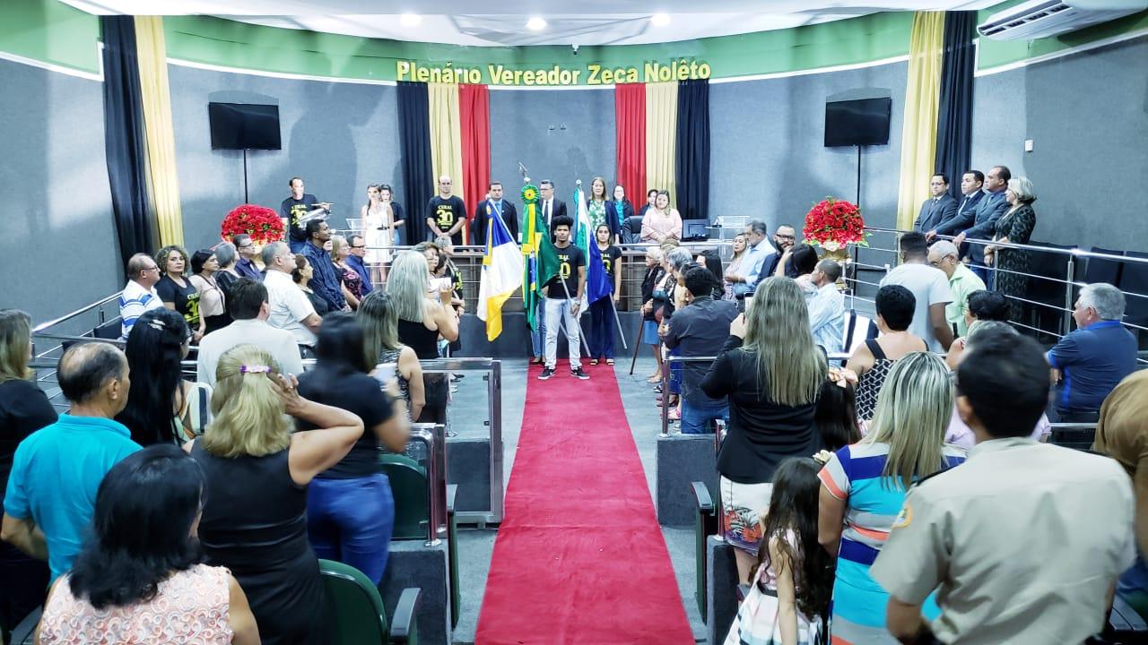 Sessão solene na Câmara Vereadores homenageia os 30 anos de fundação do CERAL em Guaraí
