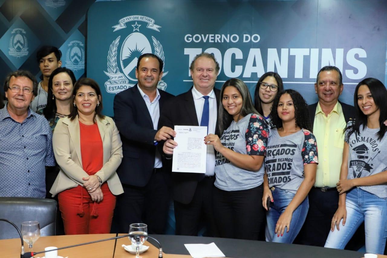 Governo do Tocantins abre inscrições para a seleção de até 5 mil vagas de estágio remunerado