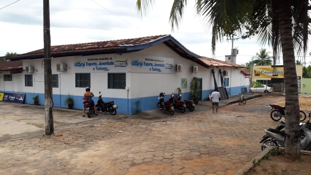 SINE de Guaraí muda de endereço e funciona agora em espaço cedido pela Prefeitura Municipal