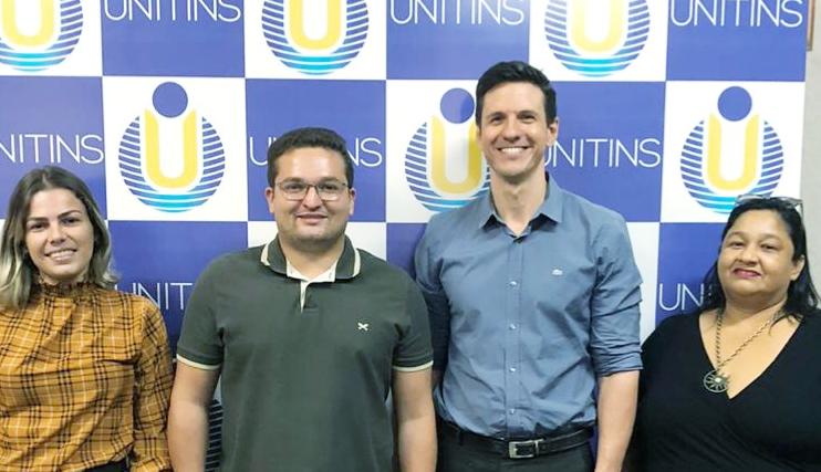 Presidente da Câmara de Guaraí consulta banca da Unitins para realização de concurso público