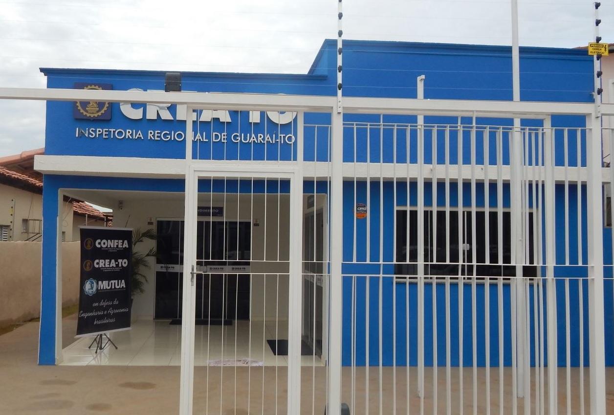 CREA/TO lança concurso público ofertando 159 vagas, incluindo 6 para o município de Guaraí