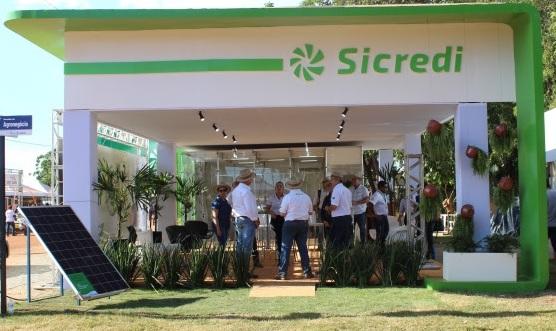 Sicredi União MS/TO realiza mais de R$ 18 milhões em negócios durante a 19ª AGROTINS