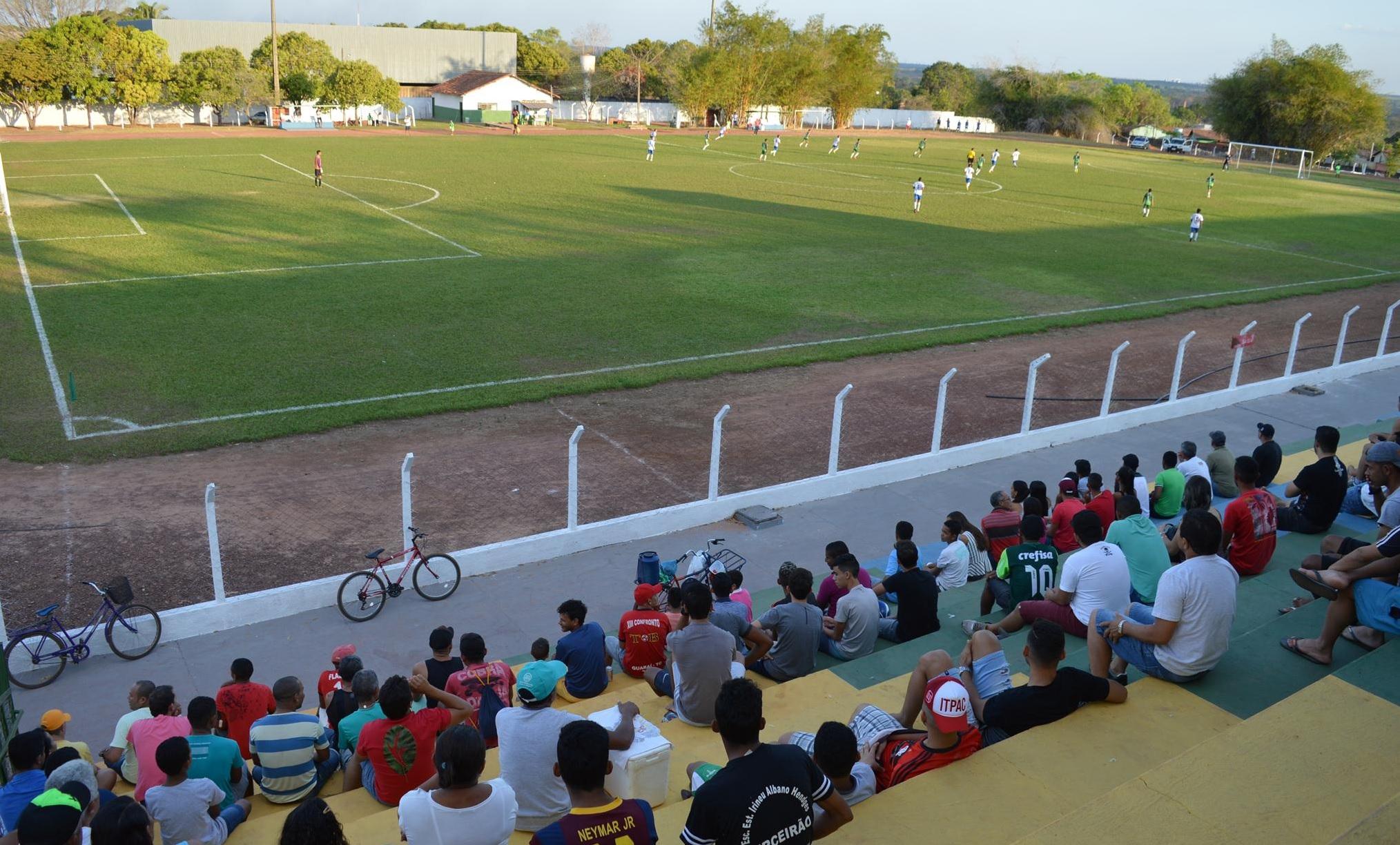 Publicado o edital para reforma e ampliação do Estádio Municipal Delfinão na cidade de Guaraí