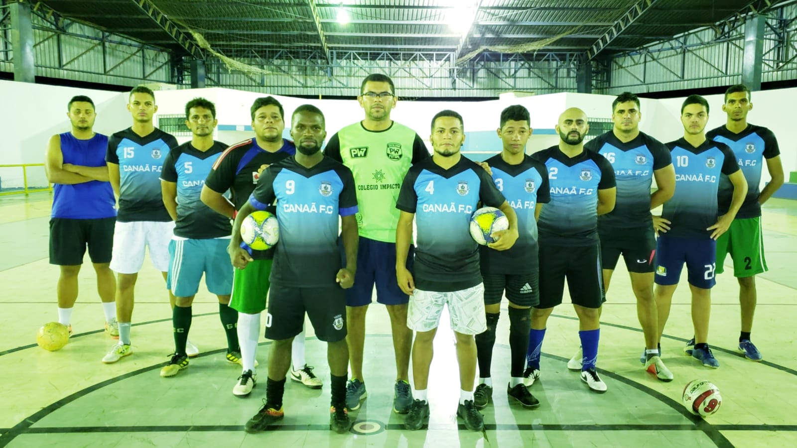 Atual campeão municipal de futsal em Guaraí, Canaã F.C. inicia preparação visando a Série Ouro