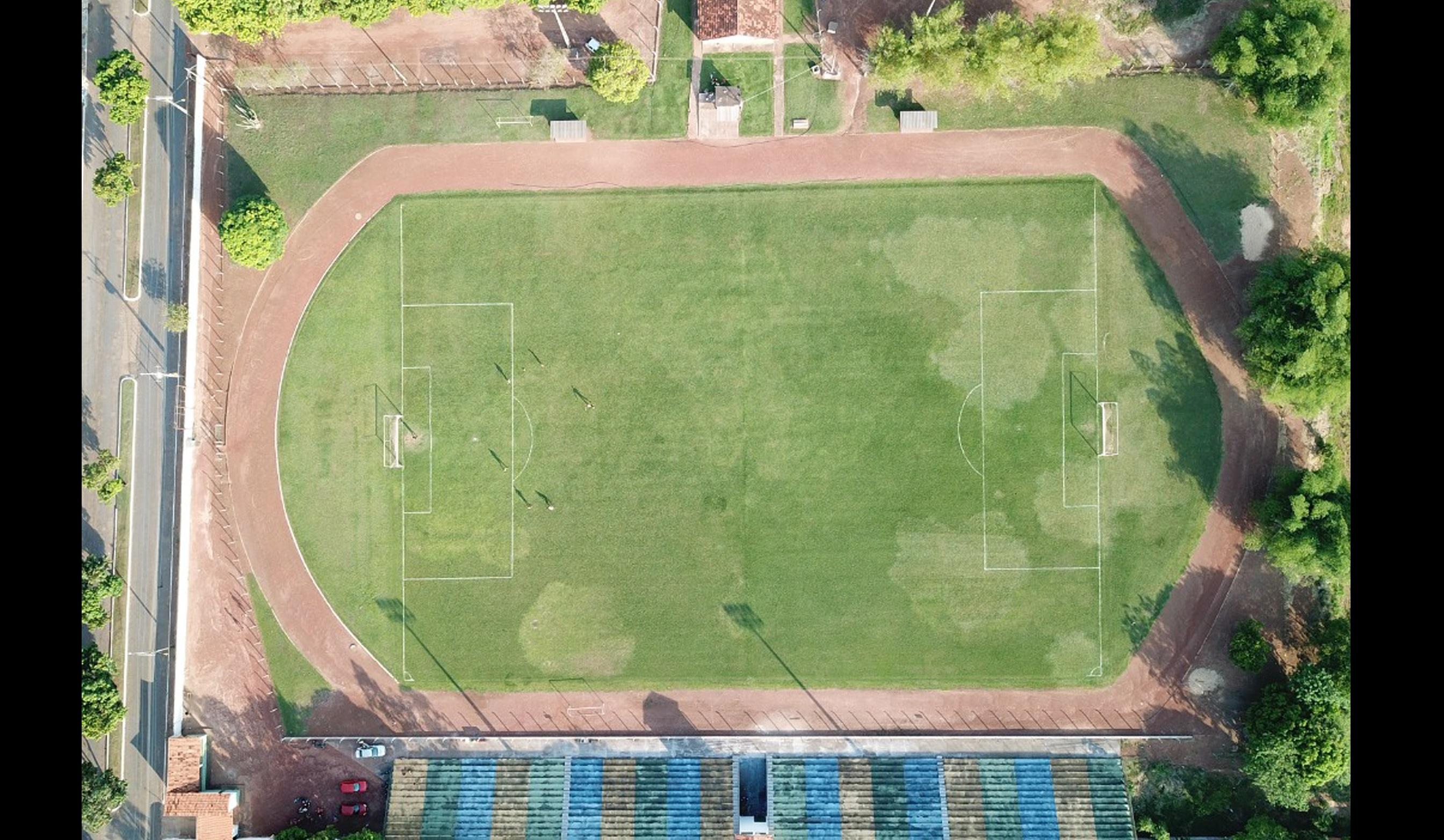 Fora do profissional, Guaraí poderá ter estádio de 1ª Divisão para os padrões do Tocantins