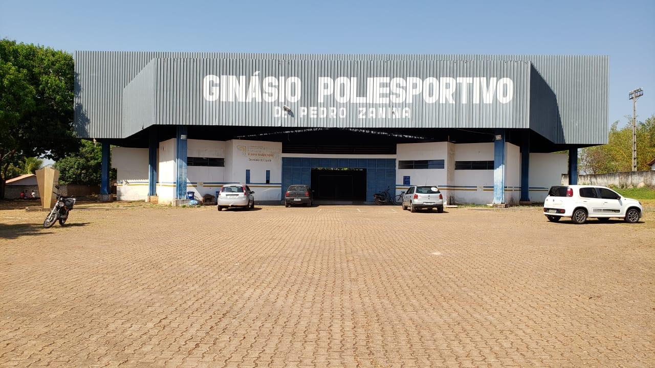 Após acordo, Prefeitura de Guaraí assume gestão do Ginásio Poliesportivo Dr. Pedro Zanina