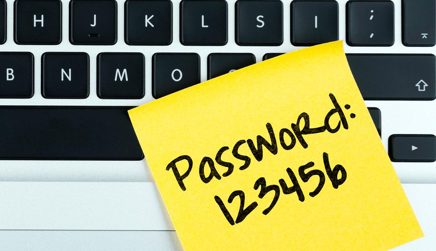 Pesquisa da AVAST revela que 95% dos brasileiros utilizam senhas muito fracas na internet