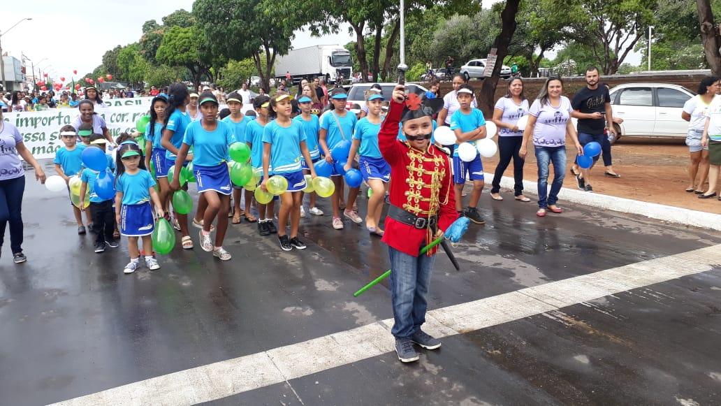 Desfile de 7 de setembro promete ser um dos melhores dos últimos anos na cidade de Guaraí